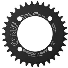 B.O.R Germany 1X Kettenblatt X01 94 BCD schwarz